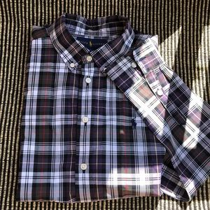 Ralph Lauren Long Sleeve Button down Shirt